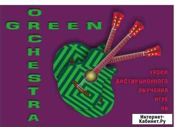 Уроки игры на гитаре (в студии/дистанционно/экспре Санкт-Петербург