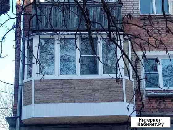 Ремонт и изготовление любых балконов Тула