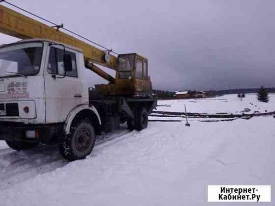 Автокран кран Пермь