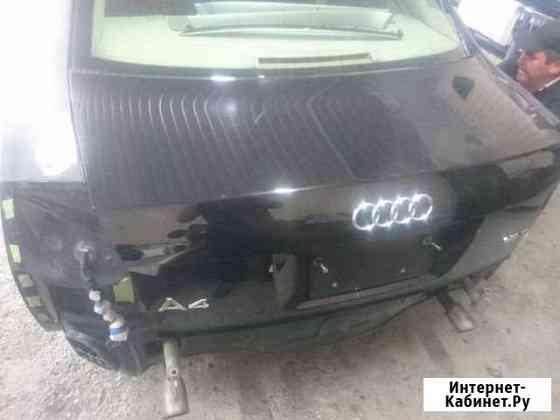 Крышка багажника Audi A4 b6 (американка) Нальчик