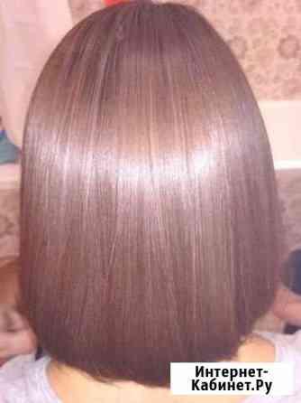 Кератин, ботокс, нанопластика, полировка волос Чебоксары
