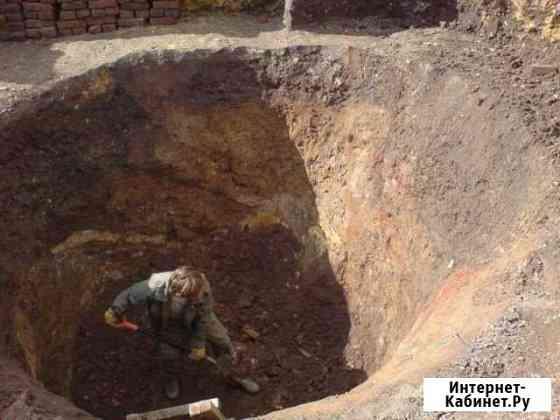 Демонтаж и земляные работы Ишлеи