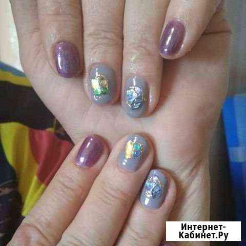 Профессиональный маникюр и дизайн ногтей Саратов