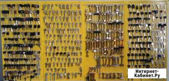 Изготовление ключей, заточка Цепей Бензопилы Бийск