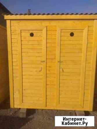 Дачный туалет с душевой кабиной Рязань