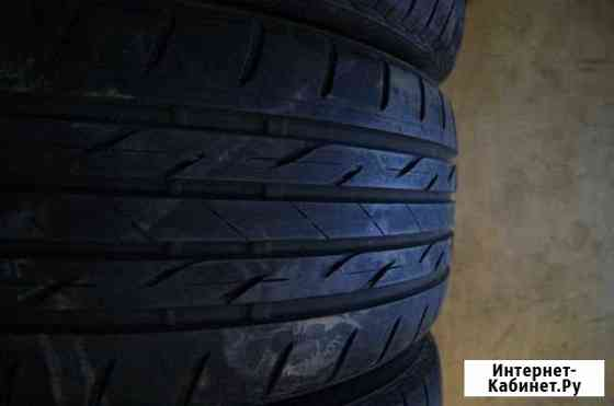 Лето Шины Bridgestone Nextry 215/45R17 4шт Томск