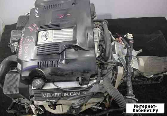 Двигатель в сборе toyota 1UZ-FE, 4000 куб.см Контр Кемерово