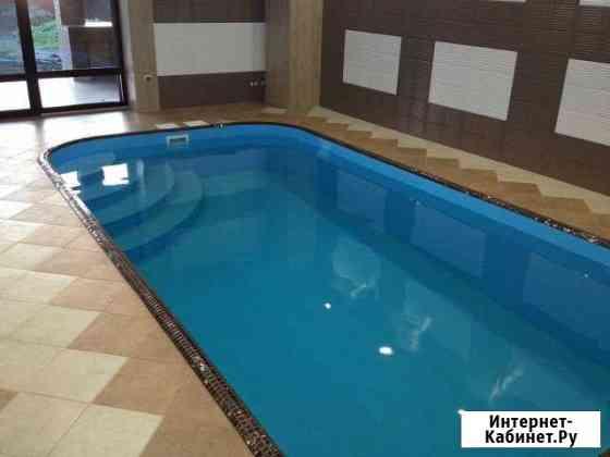 Строительство бассейнов Саратов
