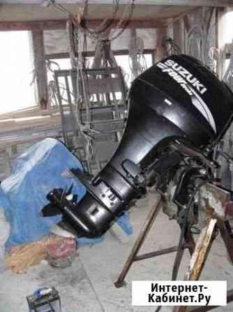 Лодоч.мотор сузука 50 - 4 х.т. Нога L Хабаровск