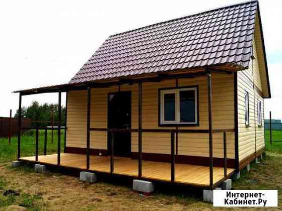 Строительство каркасных дачных домиков Барнаул