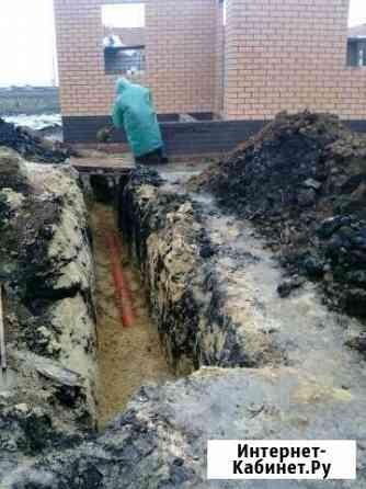 Проколы, вода, канализация, выгребная яма, ж. б. к Тамбов