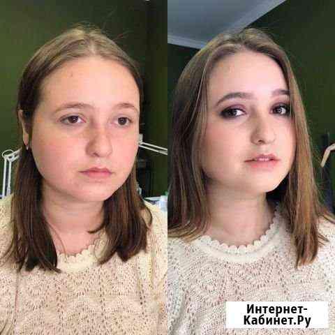 Визажист(макияж) Липецк
