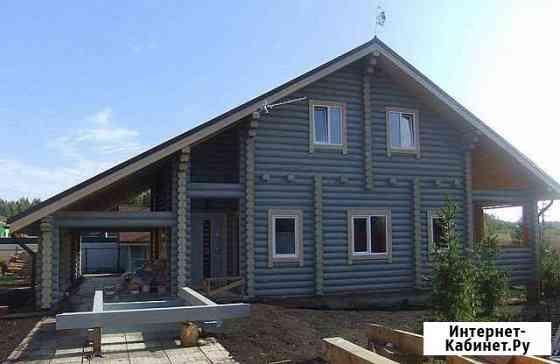 Строительство деревянных домов Киров