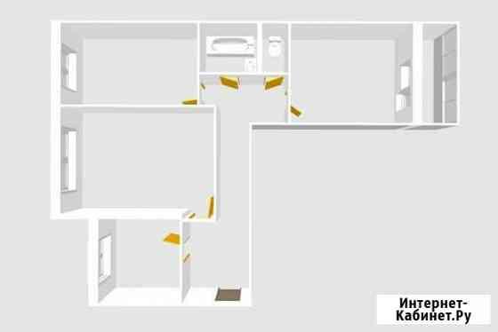 Схема квартиры Истра