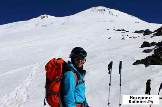 Инструктор по горным лыжам Эльбрус