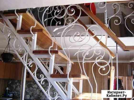 Кованые лестницы, ворота, ограды Тамбов