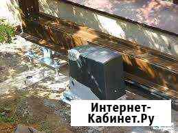 Установка и ремонт автоматических ворот Благовещенск