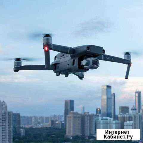 Аэросъёмки на квадрокоптере (дрон) в 4К Белгород