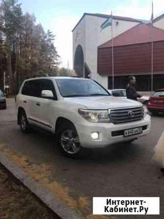 Аренда Автомобиля с водителем Уфа