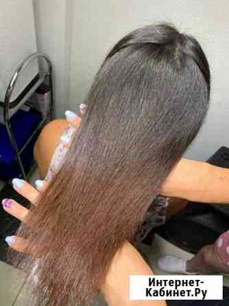 Выпрямление восстановление волос Михайловск