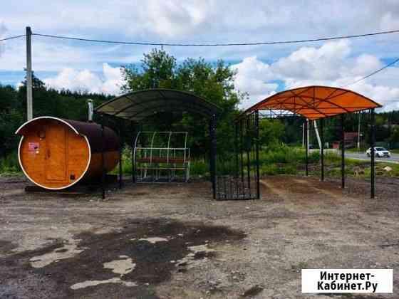 Изготовление навесов, козырьков, ферм, оград Кострома