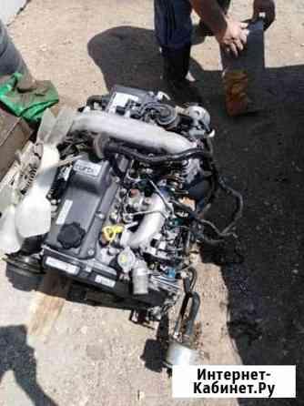 Продам двигатель 1KZ-TE Краснокаменск