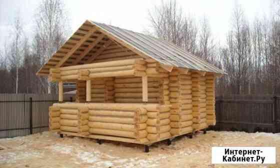 Рубленые дома и бани для многодетных и молодых Череповец
