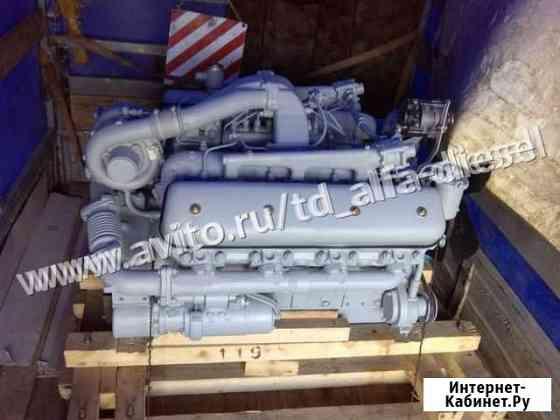 Двигатель ямз 238нд5 новый. на ваш трактор Элиста