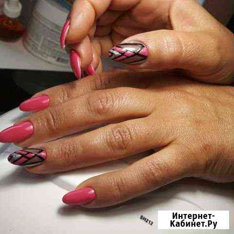 Наращивание ногтей Владикавказ