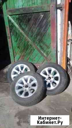 Колеса R14 на литье Тамбов