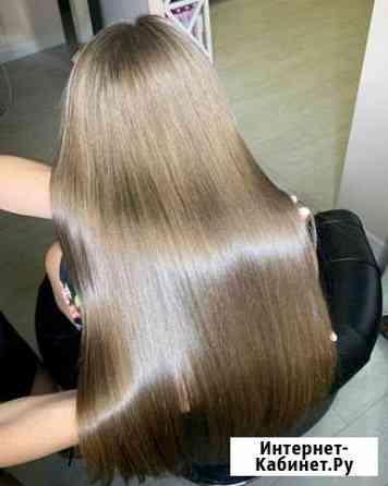 Ботокс для волос, кератиновое выпрямление волос Волгоград