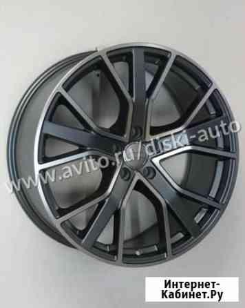 Летние колеса для Ауди (Audi) Q7 II NEW R20 Москва