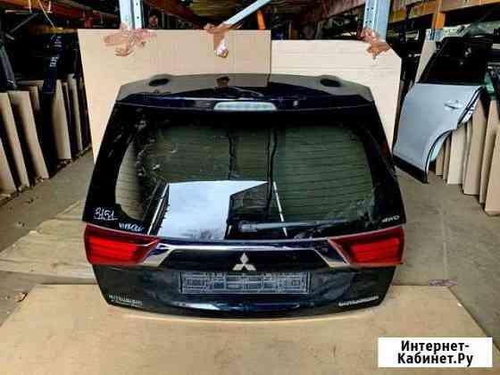 Крышка багажника Mitsubishi Outlander III GF Томск