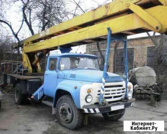 Автовышка Псков