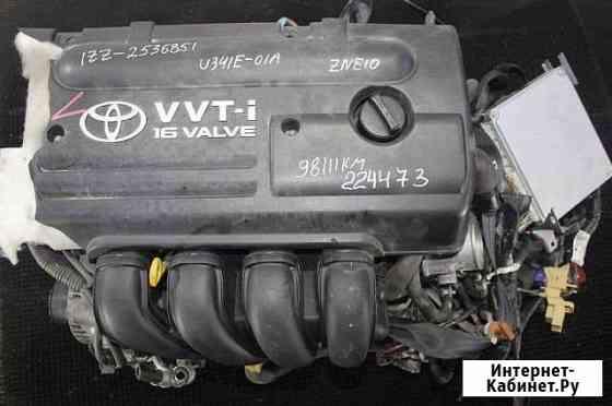 Двигатель в сборе toyota 1ZZ-FE, 1800 куб.см Контр Кемерово
