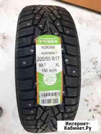 Продам новые шины Nokian Nordman 7 Саранск