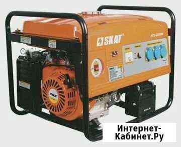 Бензиновый генератор, продам Усть-Илимск