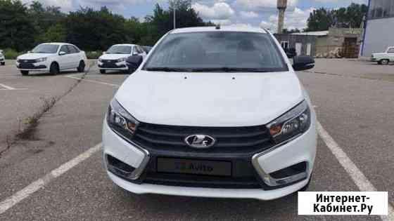 Аренда авто под выкуп: новая LADA Vesta Ижевск