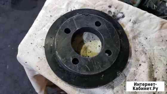 Шкив Двигателя cummins каминс каминз Сургут
