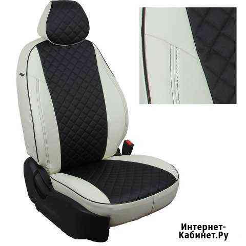 Авточехлы для Hyundai Solaris ll Мурманск