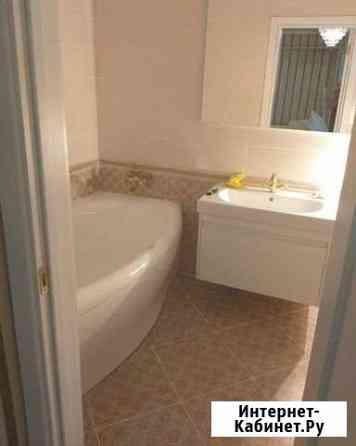 Ремонт ванной комнаты под ключ Тюмень