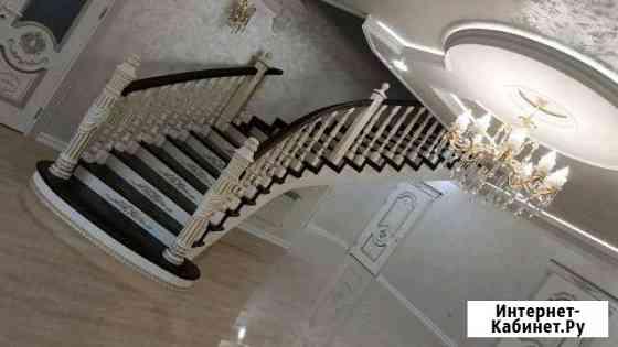 Деревянные лестницы Урус-Мартан
