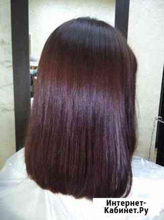 Ботокс для волос Москва