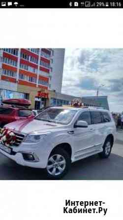 Аренда автомобиля на свадьбу Березники