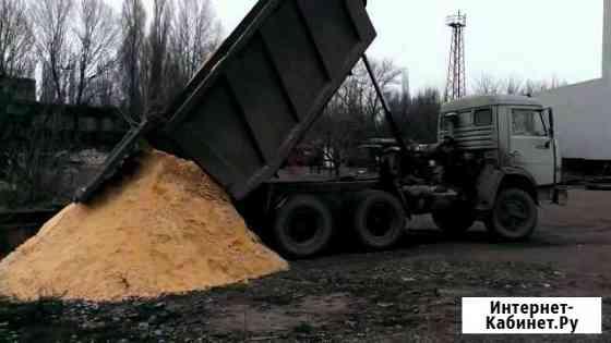 Песок, Щебень, пгс, торф, грунт Сыктывкар