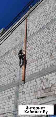 Высотные работы, промышленный альпинизм Нальчик