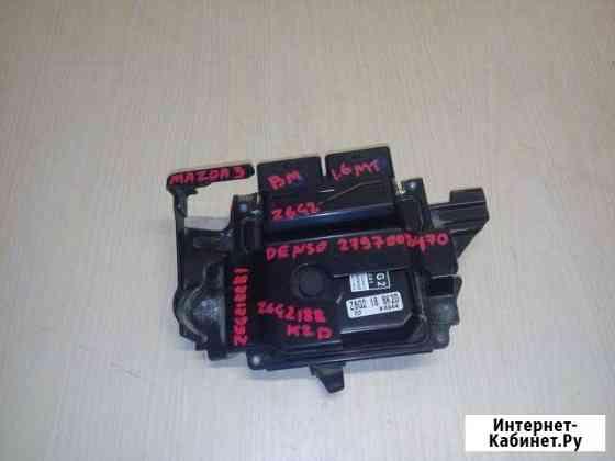 Блок управления двигателем Mazda 3 1.6 BM Сыктывкар