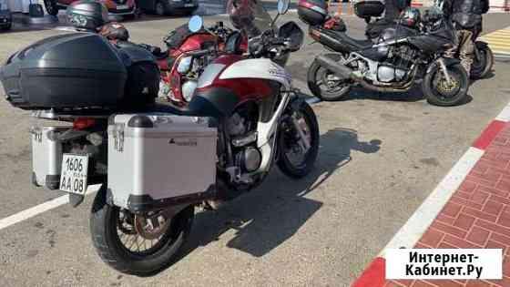Honda Transalp XL700VA Элиста