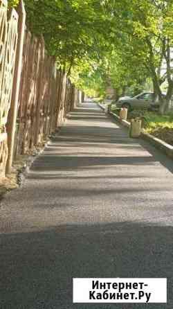 Асфальтирование укладка тротуарной плитки Пятигорск