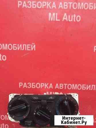 Блок управления отопителем Nissan Tiida C11 Великий Новгород